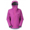 MONTANE W FURTHER FASTER NEO JACKET 女款防水透氣外套-紫色 M號(七折出清)