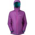 MONTANE W PRISM JACKET 女款普萊欣PRIMALOFT保暖外套 - 紫色 XL號 七折出清