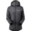 MONTANE W PRISM JACKET 女款普萊欣PRIMALOFT保暖外套 - 黑XL號 大特價!