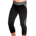 Montane W Trail Tights 女款小徑多功能緊身褲(黑色L、XL號)