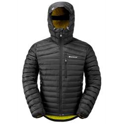 Montane Featherlite™ Down Jacket  男款超輕量 750 FP 羽絨保暖外套(黑色)