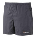 Montane Fast Mountain Trail Shorts  男性輕量山徑短褲(灰色)
