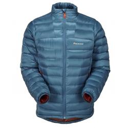 MONTANE M NITRO JACKET 男款尼駝 800 FP 羽絨保暖外套(摩洛哥藍XL號6折出清)