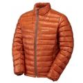 MONTANE M NITRO JACKET 男款尼駝 800 FP 羽絨保暖外套(橘 L、XL號)