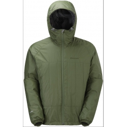 MONTANE M PRISM JACKET 男款普萊欣PRIMALOFT保暖外套 - 橄欖綠XL號(換季大特價!)