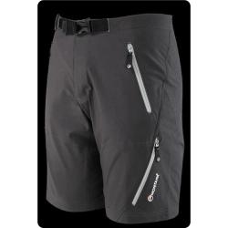 英國Montane Terra Alpine Shorts 男性輕量彈性短褲(影灰)