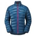 Montane W Nitro Jacket 女款尼駝 800 FP 羽絨保暖外套(藍色L號 七折出清)