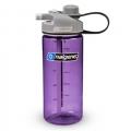 Nalgene Tritan 600cc MultiDrink 多功能寬嘴水壺(紫色)