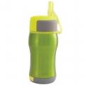 Nathan 320ml 食品安全等級不鏽鋼水壺(萊姆綠色)