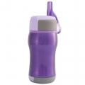 Nathan 320ml 食品安全等級不鏽鋼水壺(紫色)