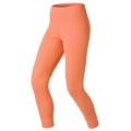 ODLO #152041 Warm 女款機能保暖型排汗長褲(粉桔)