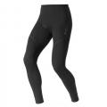 ODLO #155172 X-WARM 男性銀纖維加強保暖型排汗長褲(黑色)