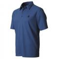 ODLO #200762 Polo shirt 男性銀離子抗UV短袖POLO衫(24100, 藍色 S號 五折出清/運費另計)