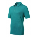 ODLO #200832 Polo shirt PETER  男性銀離子抗UV短袖POLO衫(土耳其藍M號 七折出清)