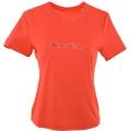 ODLO AMES #344731-37500 女性 銀纖維透氣短袖圓領排汗衫--紅色M~XL號/過季五折出清
