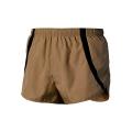 ODLO  Split shorts ACTIVE RUN 男性排汗跑步短褲--咖啡色L號 #345722/過季七折出清