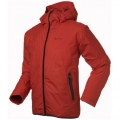 ODLO #522182 LIBERTY II primaloft 100 Jacket 男性輕量防水透氣保暖外套(紅色XL號)