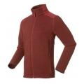 ODLO #522502 MYSTERY Jacket 男性THERMAL PRO 刷毛保暖外套--紅色L、XL號/零碼七折出清