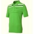 ODLO #522782 Polo shirt SPRINTER 男性銀離子抗UV短袖POLO衫--湖綠M號/零碼四折出清