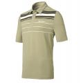 ODLO #522782 Polo shirt SPRINTER 男性銀離子抗UV短袖POLO衫(卡其/白色 XL號 五折出清/運費另計)