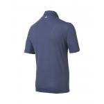 ODLO #522832 Polo shirt SAVANNA 男性銀離子抗UV短袖POLO衫--黃色 M號/零碼四折出清