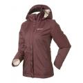 ODLO #524041 TERRA PLUS 3in1 Jacket 女性三合一防水透氣保暖外套(暗紫色S、L號)