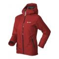 ODLO LIBERTY II PRIMALOFT 100 JACKET 女款輕量防水透氣保暖外套#524211-38200 紅色L號