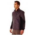 ODLO #524562 男款 PRIMALOFT 雙面穿防風保暖外套(深灰L號 七折出清)