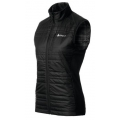 ODLO #524571 女款PRIMALOFT 雙面穿防風保暖背心(黑)