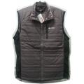 ODLO #524572 男款 PRIMALOFT 雙面穿防風保暖背心(深灰L、XL號)
