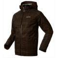 ODLO #524592 Jacket SOCHI 3IN1 兩件式防水透氣保暖夾克-棕格紋/黑格紋 六折出清