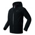 ODLO #524592 Jacket SOCHI 3IN1 兩件式防水透氣保暖夾克-黑/黑格紋 六折出清