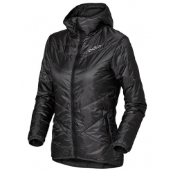 ODLO  女款PRIMALOFT 保暖外套--石磨灰L、XL號  #525161-30180/零碼6折出清
