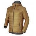 ODLO #525162-10363 SKI-JACKE PRIMALOFTR FAHRENHEIT男款輕量防風保暖外套 (深卡其 L號 XL號)