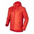 ODLO #525162-30181 SKI-JACKE PRIMALOFTR FAHRENHEIT男款輕量防風保暖外套(桔紅 L號 XL號)