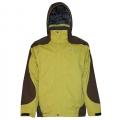 OmnXtreme 140039 男款勐海三合一防水透氣保暖外套(芥末黃色)↘6折