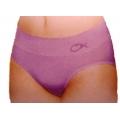 OmnXtreme 女性銀纖維冰涼感三角內褲(淺粉紅色)