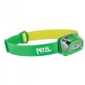 法國PETZL TIKKINA 經典頭燈-綠色 60流明 IPX4防水等級