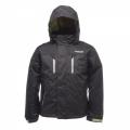 Regatta Kids Zak Padded Jacket 孩童防水保暖外套(灰黑色 7~12歲)七折出清