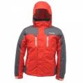 Regatta Kids Zak Padded Jacket 孩童防水保暖外套(紅灰色 11~12歲 七五折出清)