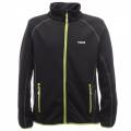 Regatta Reflexon Softshell 男款彈性軟殼保暖外套(黑色M、XL號)