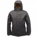 Regatta Pourdown Padded Jacket 男性防水保暖外套(卡其綠色S、XL號)