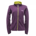 Regatta Yanna Full Zip Fleece 女性刷毛保暖外套(紫色-L號 七折出清)