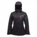 Regatta Lydz Padded Jacket 女性防水保暖外套(黑色)