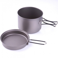 Rhino KT15  超輕鈦合金個人套鍋