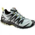 Salomon W XA Pro 3D Ultra GTX 女用防水越野跑鞋(118080, 水藍色/UK4號)六折出清