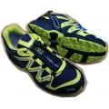Salomon Neon Trail Gore-Tex 男款防水健跑鞋UK9.5號
