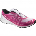 法國SALOMON SENSE MANTRA3 W 女健跑鞋(370908 粉UK5.0、UK5.5)