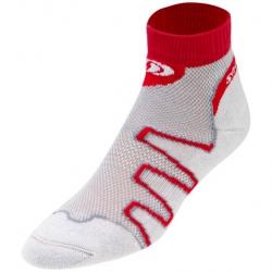 Salomon Running XA PRO 跑步運動襪(紅色M號 462419)