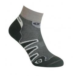 Salomon Running XA PRO 跑步運動襪(黑色S、M號 ,793327)
